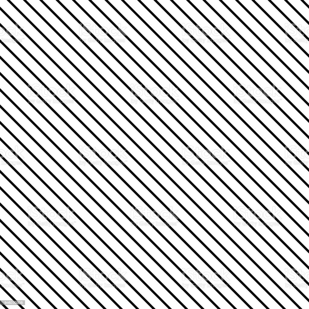 Black diagonal stripes, vector template pattern background. Mesh direct diagonal stripes parallel lines Black diagonal stripes, vector template pattern for background. Mesh direct diagonal stripes parallel lines Abstract stock vector