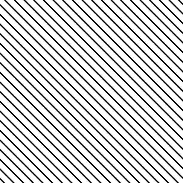 Black diagonal stripes, vector template pattern background. Mesh direct diagonal stripes parallel lines Black diagonal stripes, vector template pattern for background. Mesh direct diagonal stripes parallel lines in a row stock illustrations
