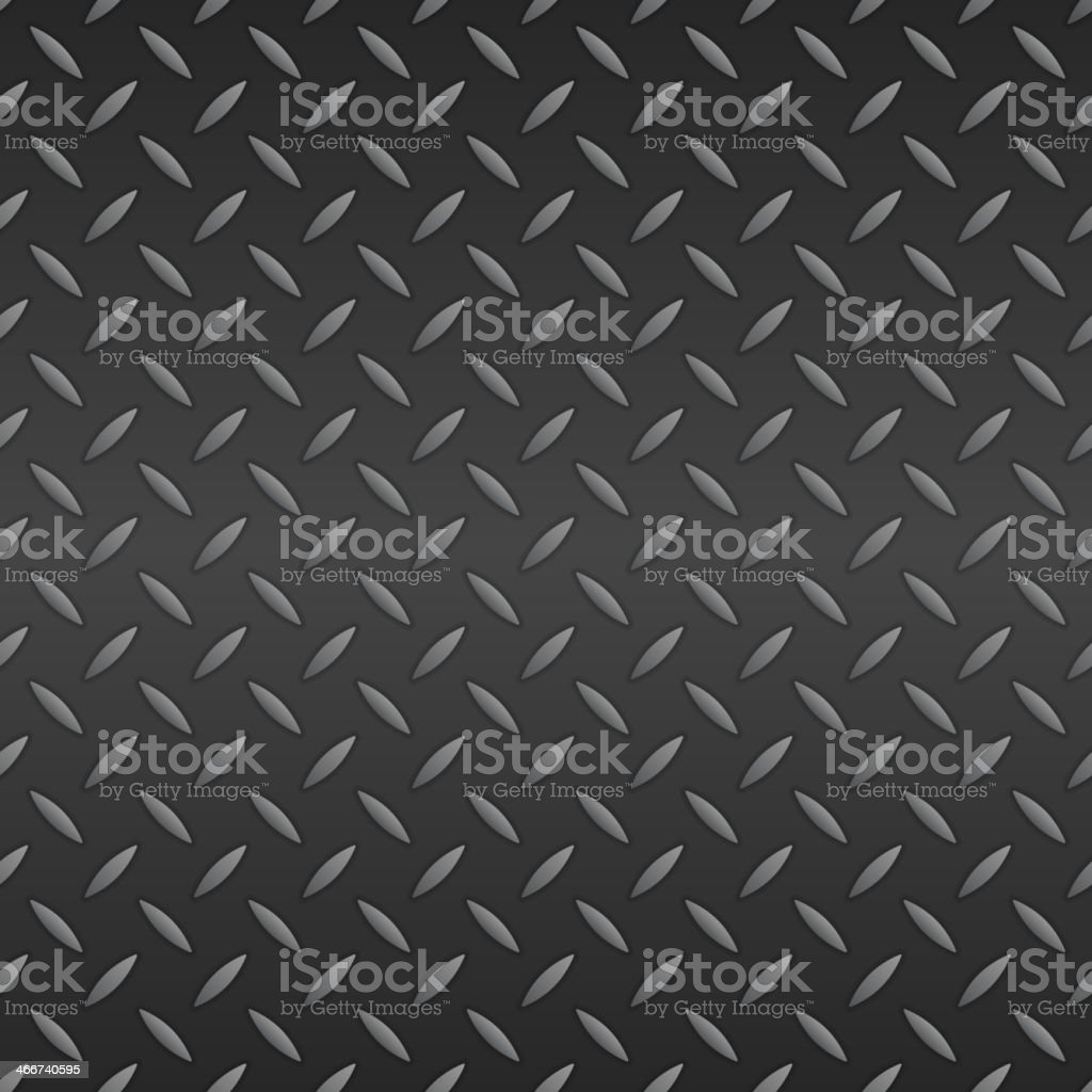 Black diamond plated seamless background vector royalty-free black diamond plated seamless background vector stock vector art & more images of abstract