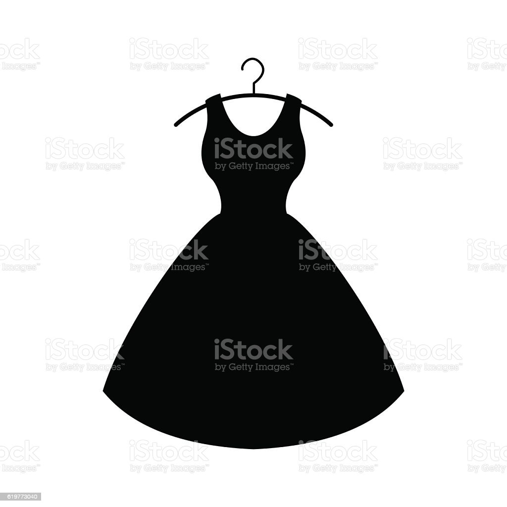 royalty free dress clip art vector images illustrations istock rh istockphoto com dress clip art images dress clip art free