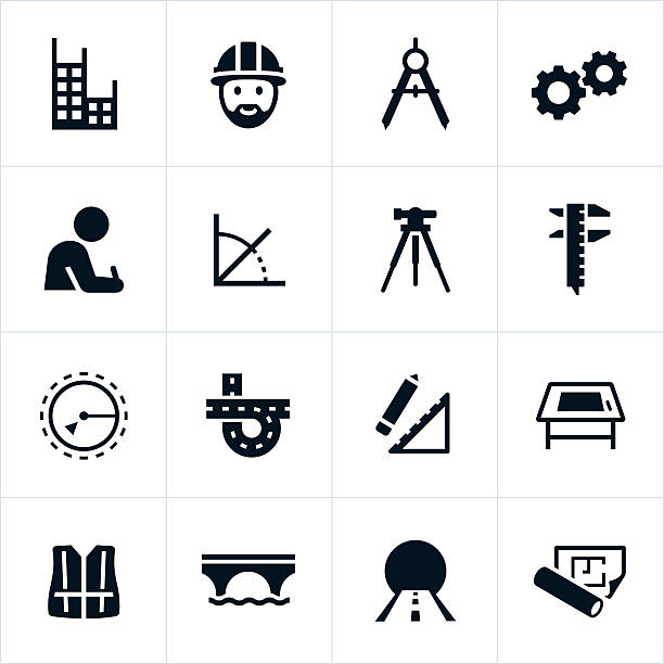 Royalty Free Civil Engineering Clip Art Vector Images