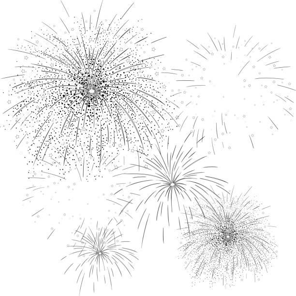 Image result for firework sketch