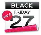 Black Friday 2015 Calendar