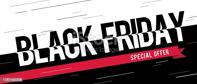 istock Black Friday Banner 1282465006