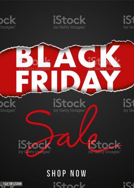 Black Friday Design For Advertising Banners Leaflets And Flyers - Arte vetorial de stock e mais imagens de A Escada do Sucesso