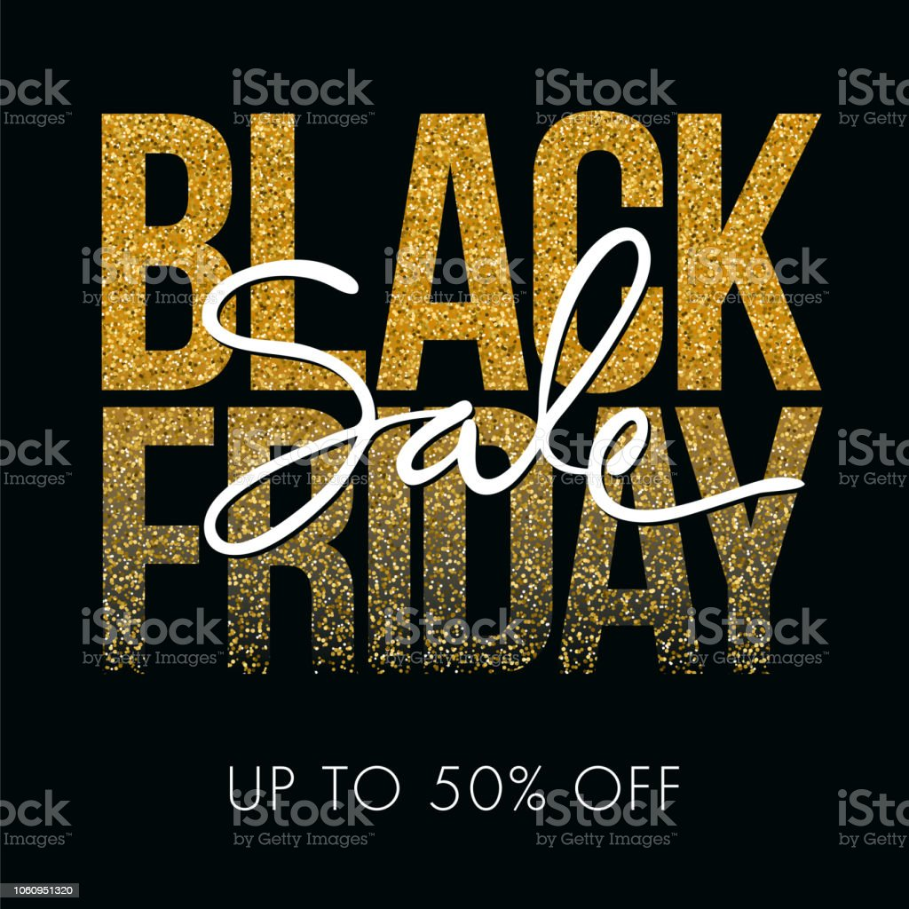 Black Friday Design For Advertising Banners Leaflets And