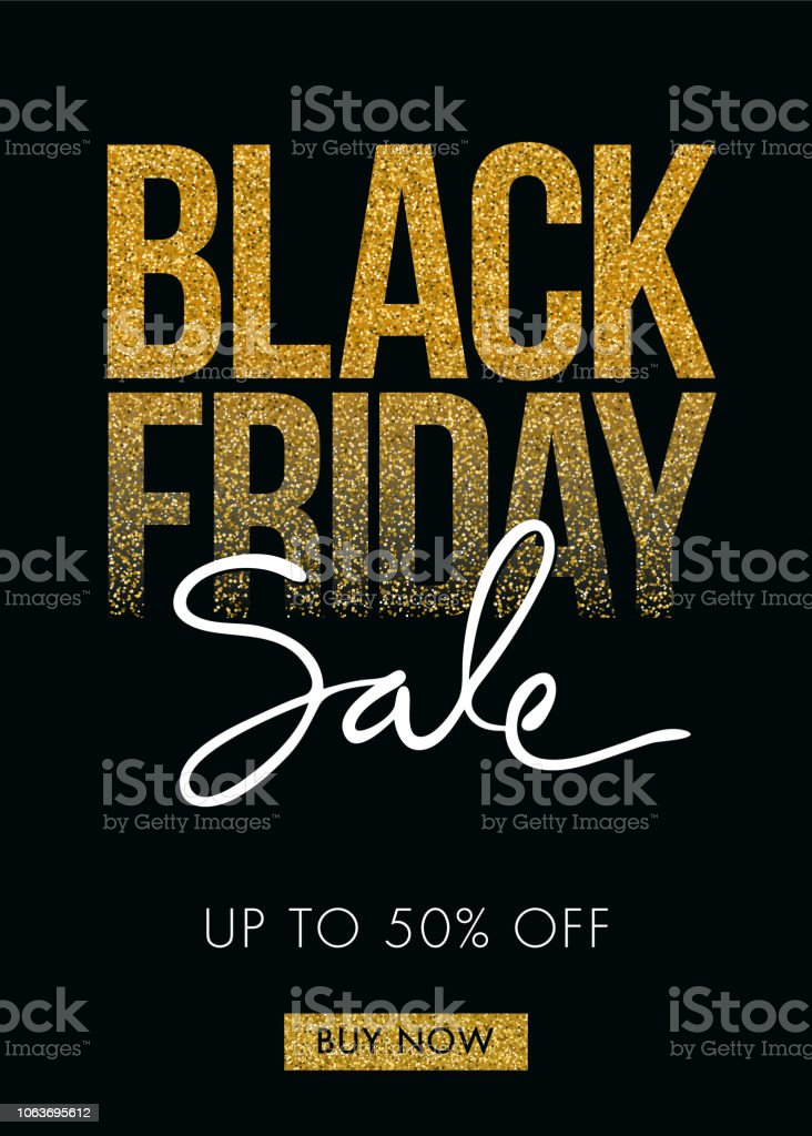 Black Friday design for advertising, banners, leaflets and flyers. Black Friday design for advertising, banners, leaflets and flyers. - Illustration 2018 stock vector