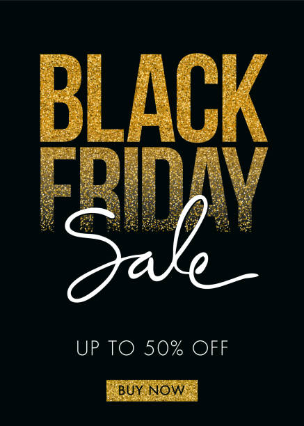 Black Friday design for advertising, banners, leaflets and flyers. Black Friday design for advertising, banners, leaflets and flyers. - Illustration black friday sale stock illustrations