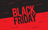 istock Black Friday Red Banner 1282924770