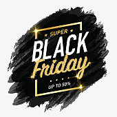 Black Friday Sale and Discount Banner