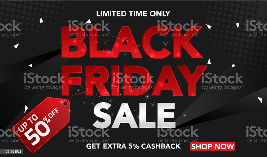 Black Friday Sale background. for business, promotion, advertising...