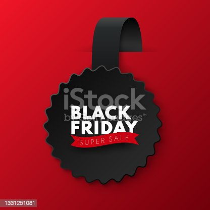 istock Black Friday Sale Banner 1331251081