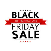 Modern Black friday sale design template with a space for your text. EPS 10 vector illustration. High resolution jpeg file included(300dpi).