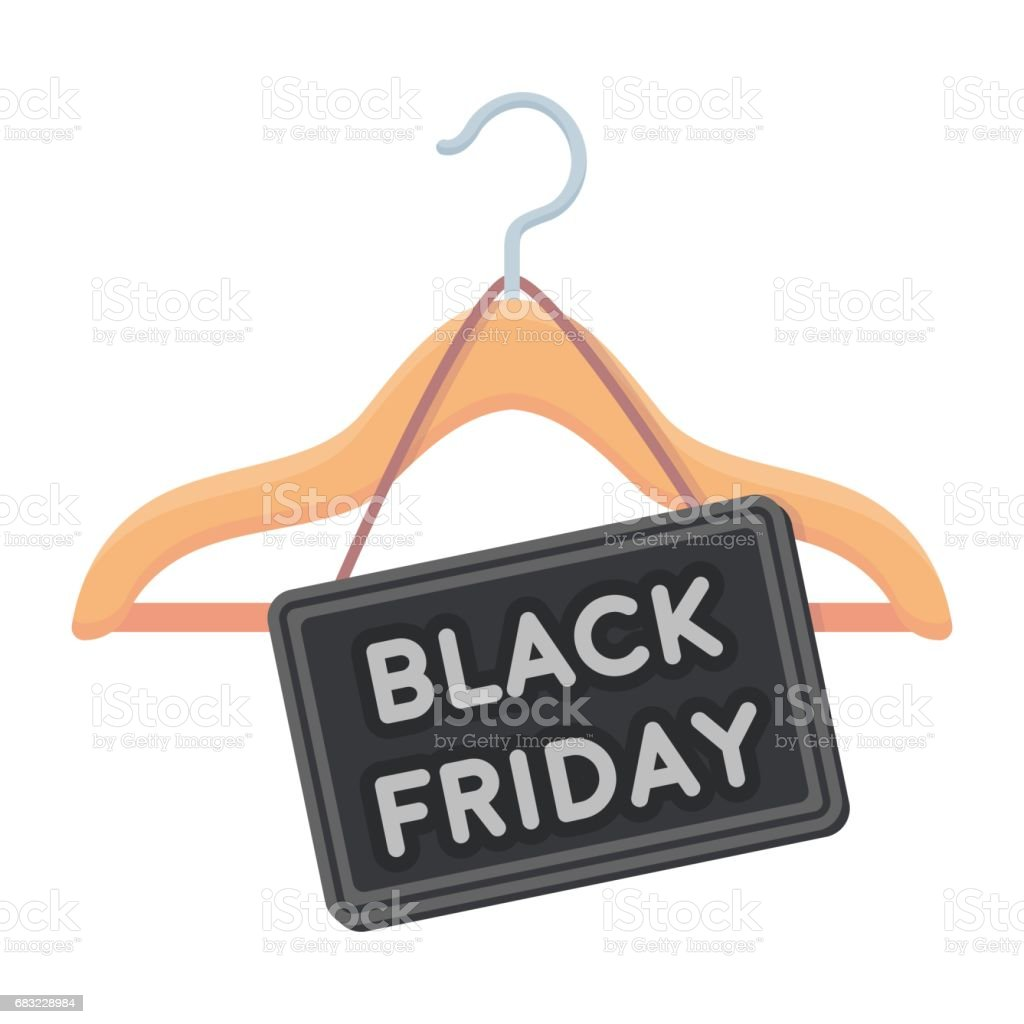 Black friday sale icon in cartoon style isolated on white background. E-commerce symbol stock vector illustration. royalty-free black friday sale icon in cartoon style isolated on white background ecommerce symbol stock vector illustration 0명에 대한 스톡 벡터 아트 및 기타 이미지