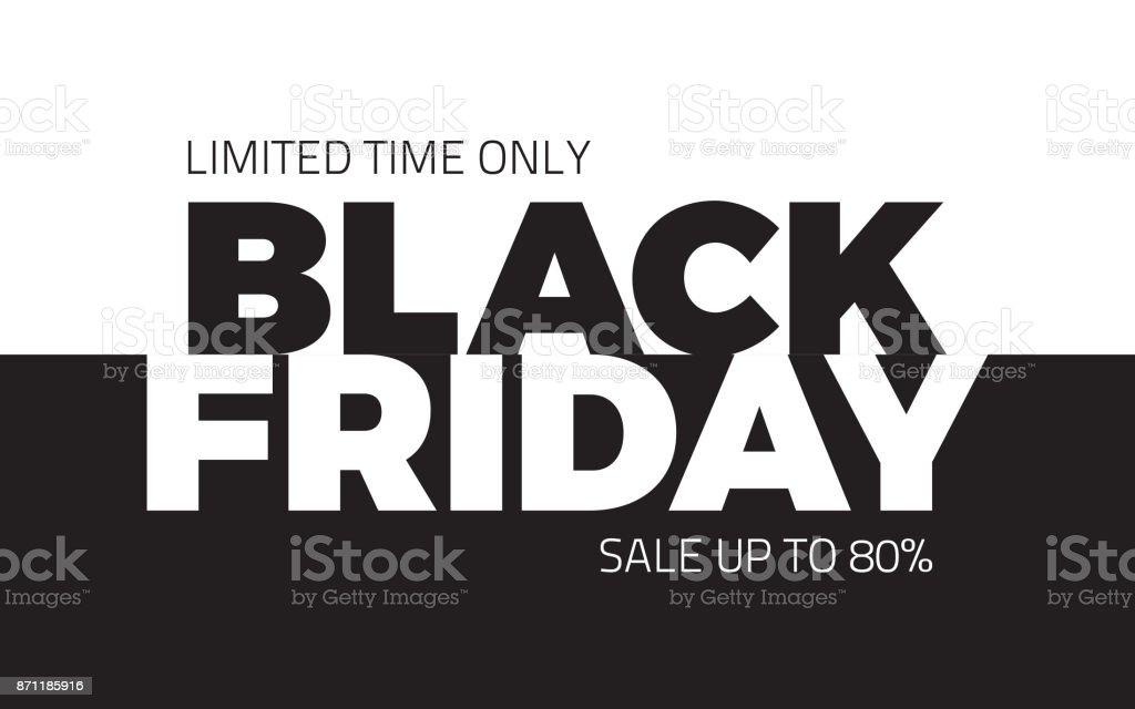 Sexta-feira negra venda Vector Backround - ilustração de arte em vetor