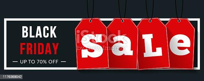 istock Black Friday Sale 1176369042
