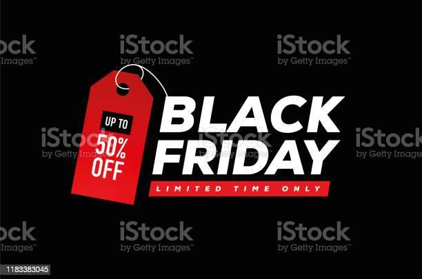 Black Friday Sale - Arte vetorial de stock e mais imagens de Abstrato