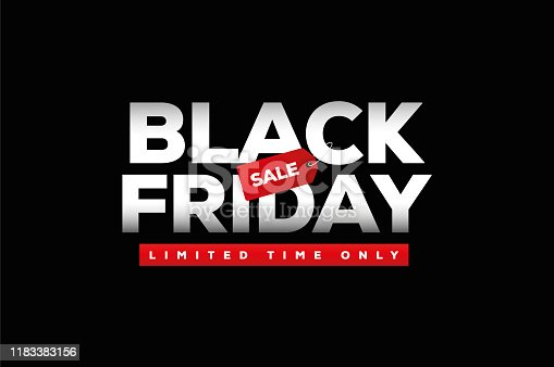 istock Black Friday Sale 1183383156