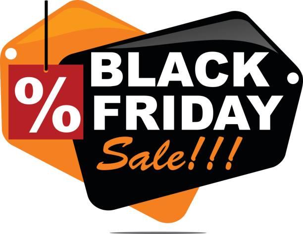 ilustrações, clipart, desenhos animados e ícones de venda de black friday  - dia do cliente