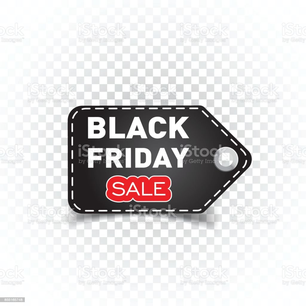 Black Friday Sales Tag Discount Sticker Vector Illustration Clothes Food Electronics Cars Sale Stock Illustration Download Image Now Istock