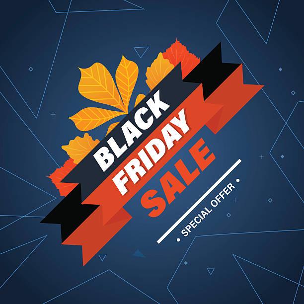 ilustraciones, imágenes clip art, dibujos animados e iconos de stock de black friday, system of discounts for the purchase goods - black friday sale