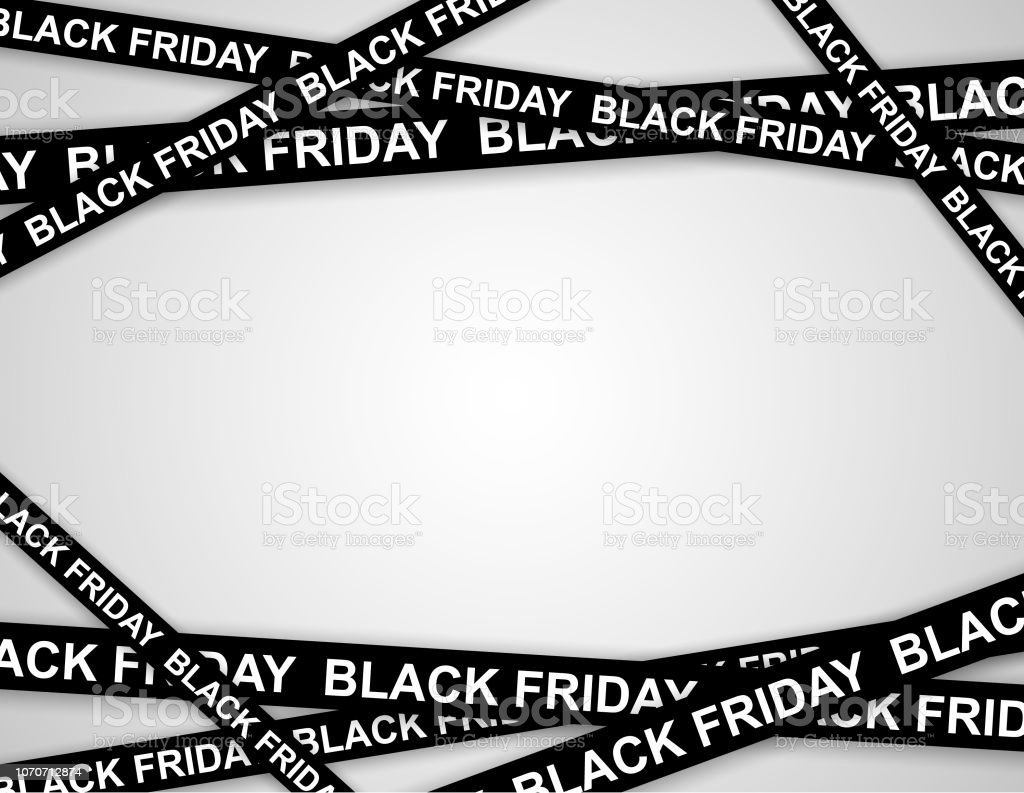 Black friday Black friday Abstract stock vector
