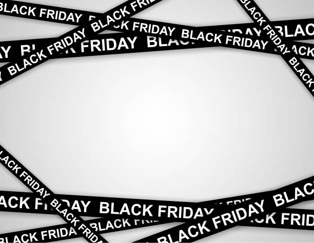 Black friday Black friday black friday sale stock illustrations