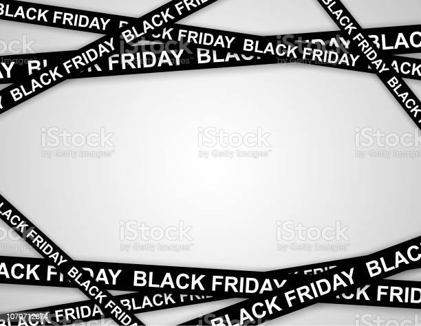 Black Friday Stock Illustration - Download Image Now