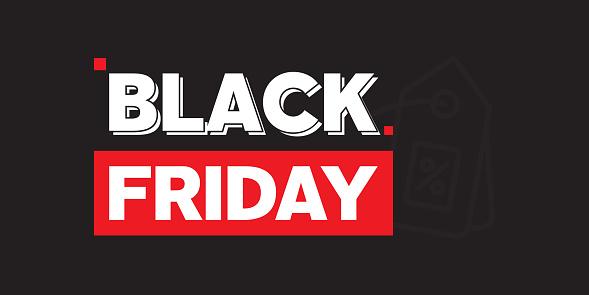 Black Friday Web Banner Design