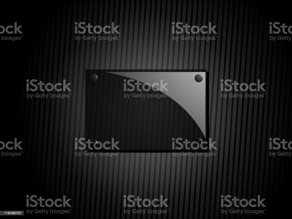 Black glossy texture background royalty-free stock vector art