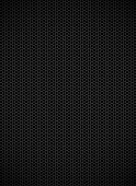 Black grille background