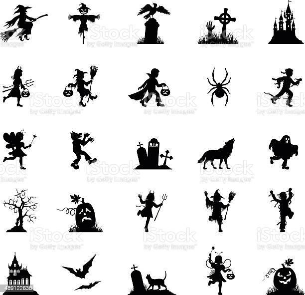 Black halloween icon set vector id489122638?b=1&k=6&m=489122638&s=612x612&h=giz8bey1ogq419 ovbfvklta8 lmmsuggrmbpouer3y=