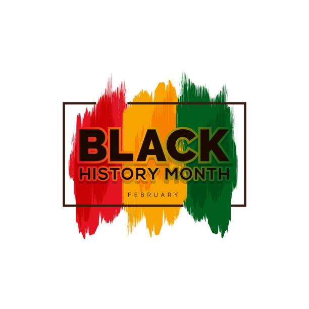 Black history month African American history celebration vector illustration Black history month African American history celebration vector illustration black history month stock illustrations