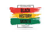 istock Black history month celebrate. vector illustration design graphic Black history month 1296359184