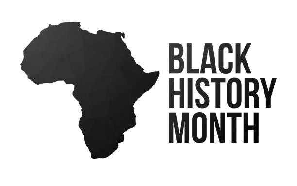 siyah tarih ay poster - yıllık olay stock illustrations