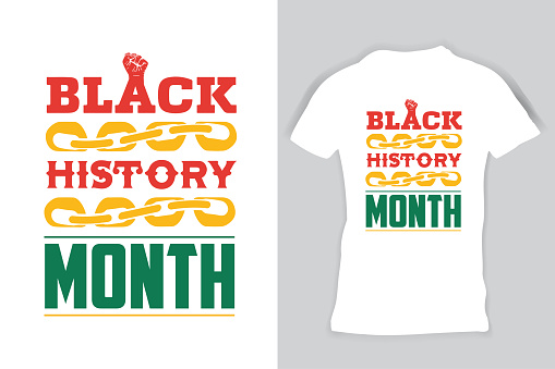 Black history month quotes t-shirt