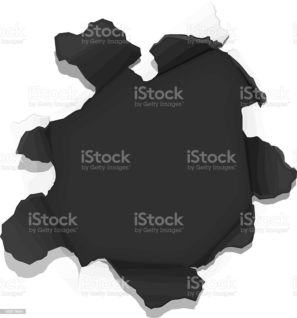 Black Hole royalty-free black hole stock vector art & more images of black color
