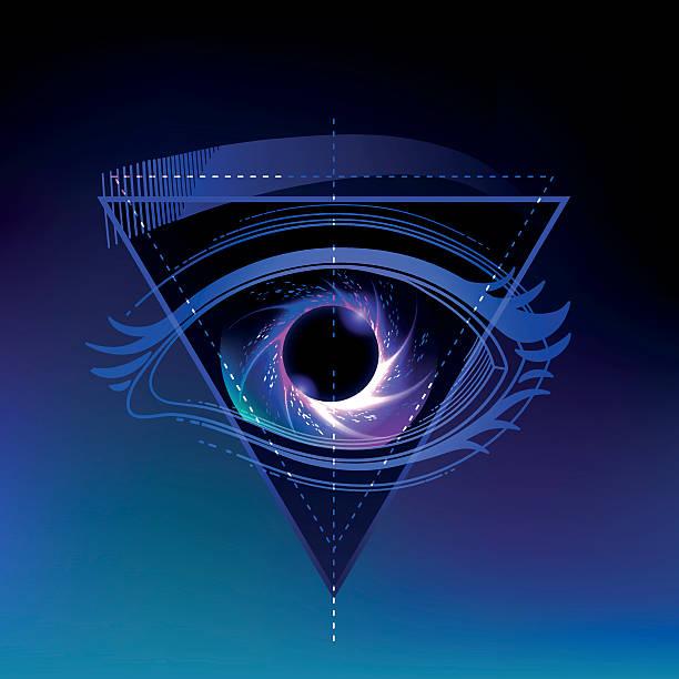 black hole with starry vortex - landschaftstattoo stock-grafiken, -clipart, -cartoons und -symbole