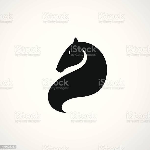 Black horse head and main icon on dull circular background vector id470526333?b=1&k=6&m=470526333&s=612x612&h=jai6fw6n7vxb3jmo fjgnxkykxqjvudcf06qcj2sxno=