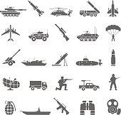 Black Icons - Army