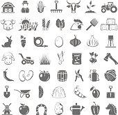 Black Icons - Farm
