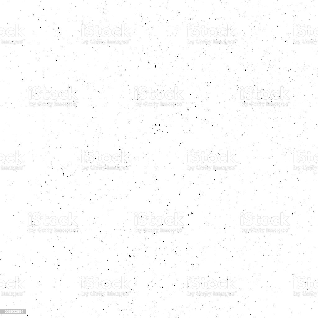 Black ink grunge texture. Abstract background. vector art illustration