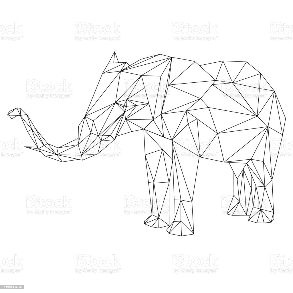 black line rectangle elephant vector images royalty-free black line rectangle elephant vector images stock vector art & more images of abstract