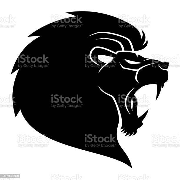 Black lion sign vector id907937868?b=1&k=6&m=907937868&s=612x612&h=owxjjyrlrvgm1pixozyjtrocctrp4hkgs6wcfglhk0a=