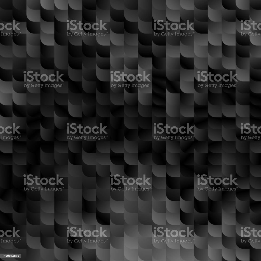 Black Marble Abstract Background vector art illustration