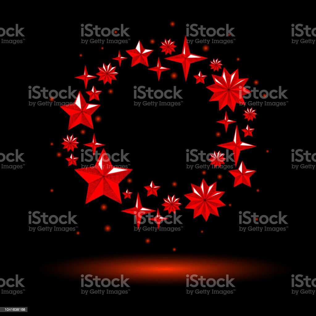 black new year background with red christmas wreath royalty free black new year background