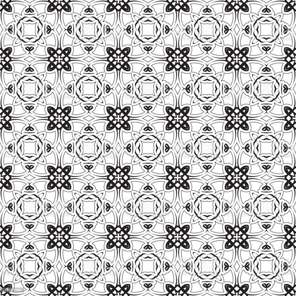 Black ribbon pattern royalty-free black ribbon pattern stock vector art & more images of abstract