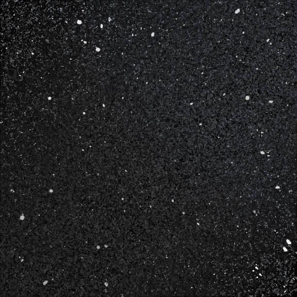 schwarz glänzendes, strukturiertes hintergrund - plüschmuster stock-grafiken, -clipart, -cartoons und -symbole