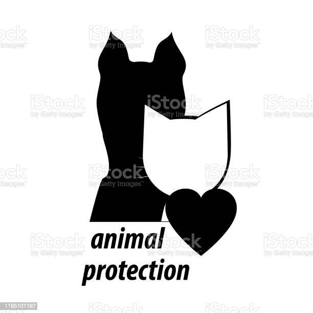 Black silhouette of a dog and a cat with a heart pet protection vector id1165101167?b=1&k=6&m=1165101167&s=612x612&h=6cqjwvkox1incu 55d3dzccxuyobw6igfzqmzoccydc=