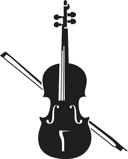 Royalty Free Violin Scroll Clip Art, Vector Images ...